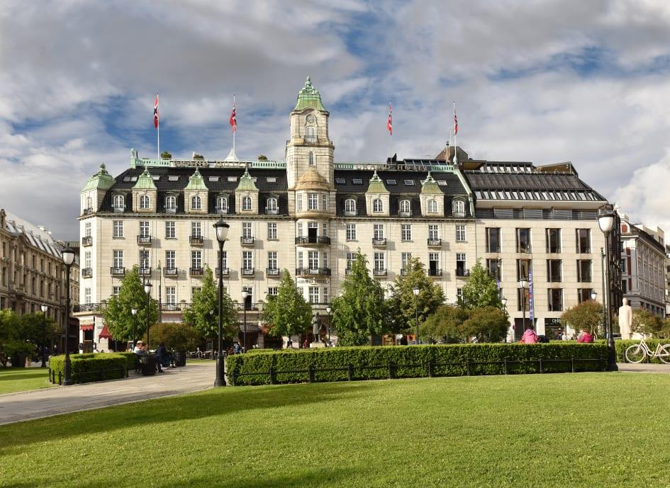 Grand hotel oslo pris