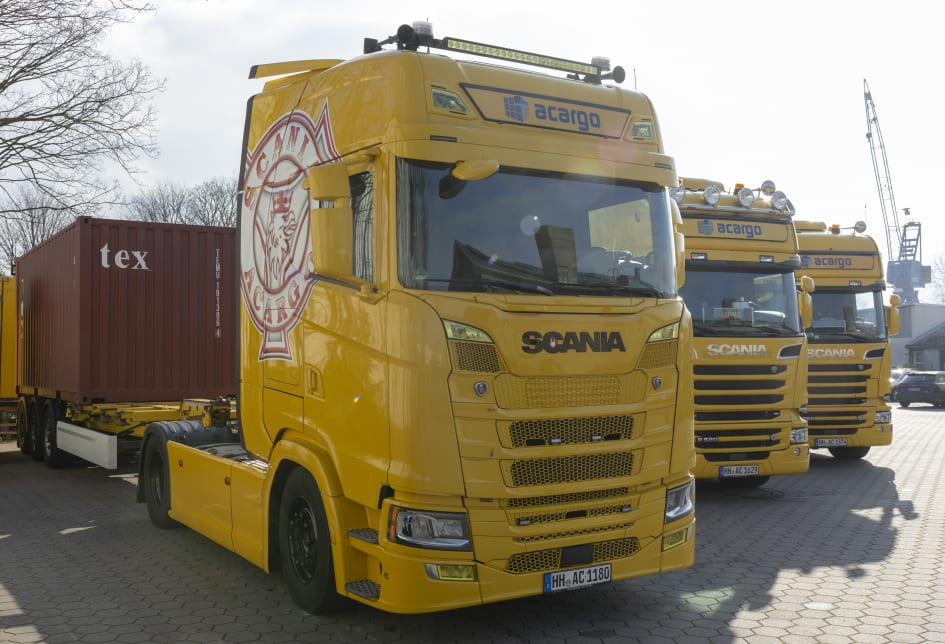 scania hamburg