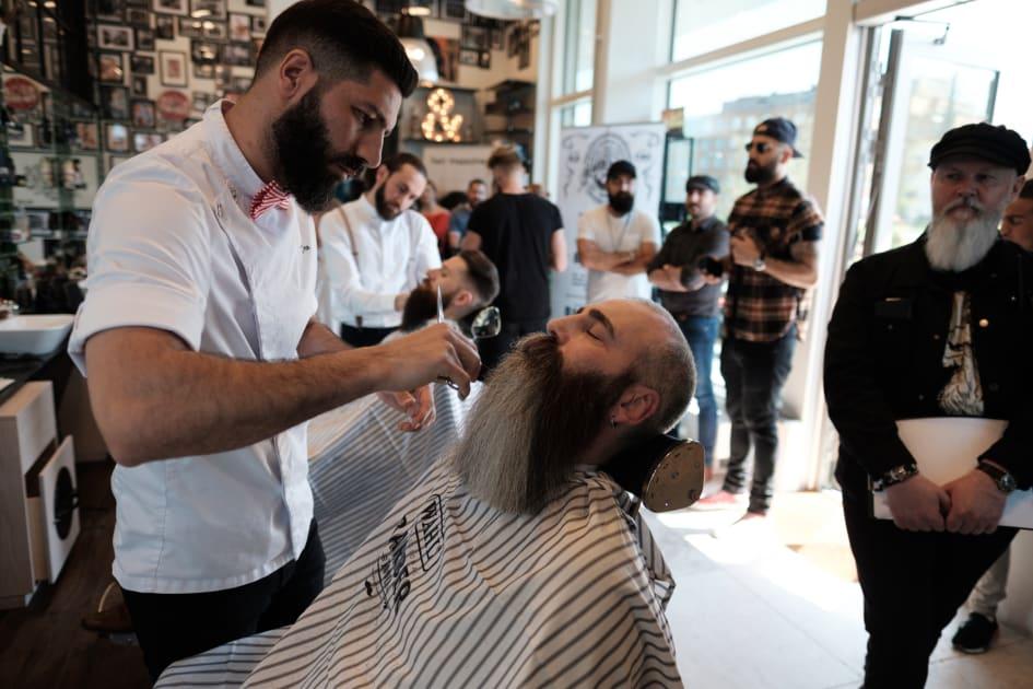 the barber malmö