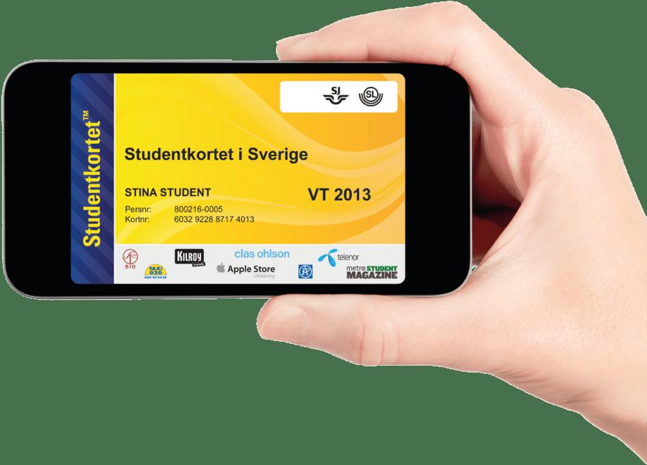 studentkortet logga in
