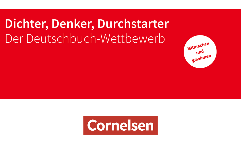 Gedichte Zum Leben Erwecken Deutschbuch Schulwettbewerb Von