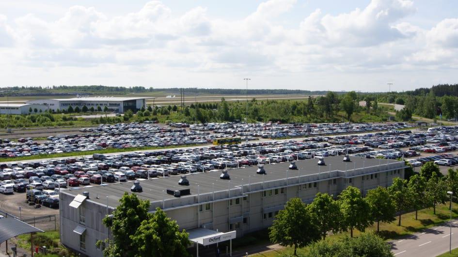 arlanda parkering terminal 5