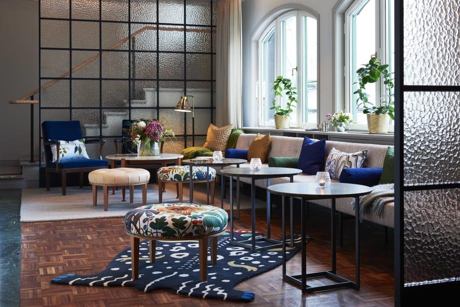 svensk design inredning