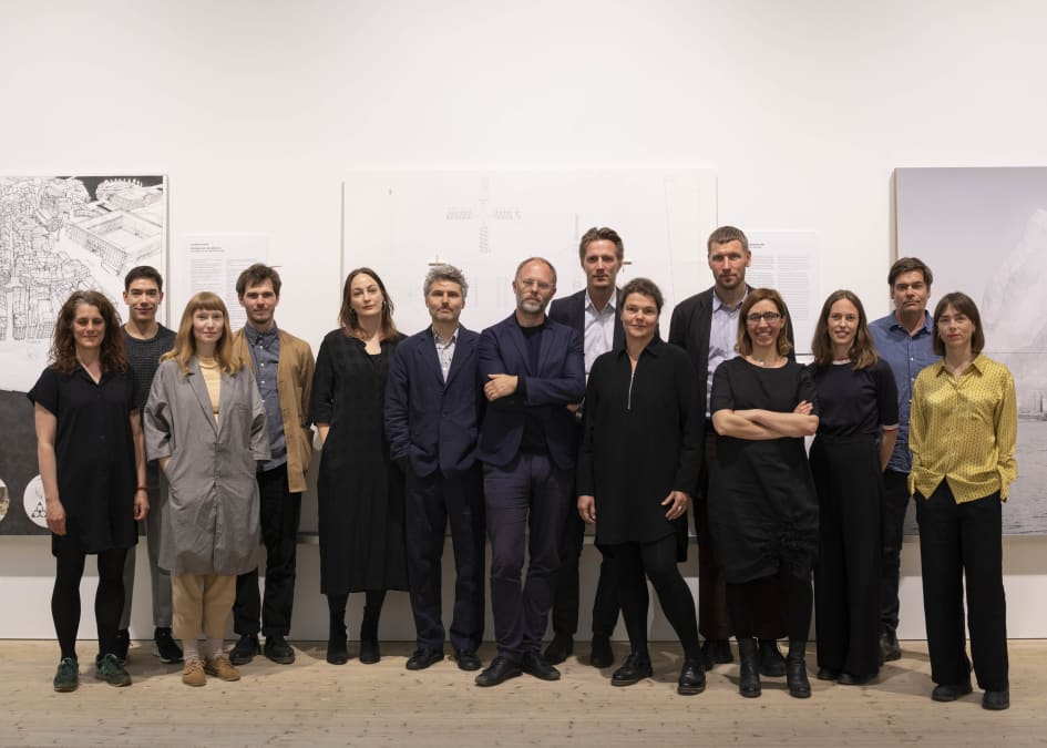 Eight Leading Architects Draw a Future Stockholm in 'Architecture