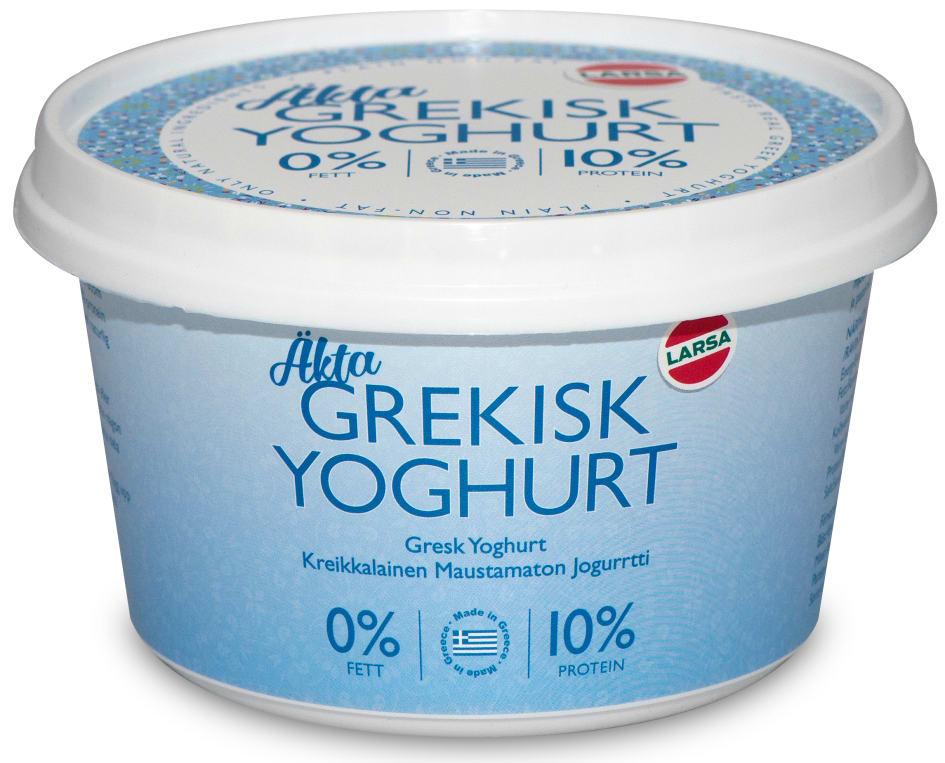 grekisk yoghurt protein