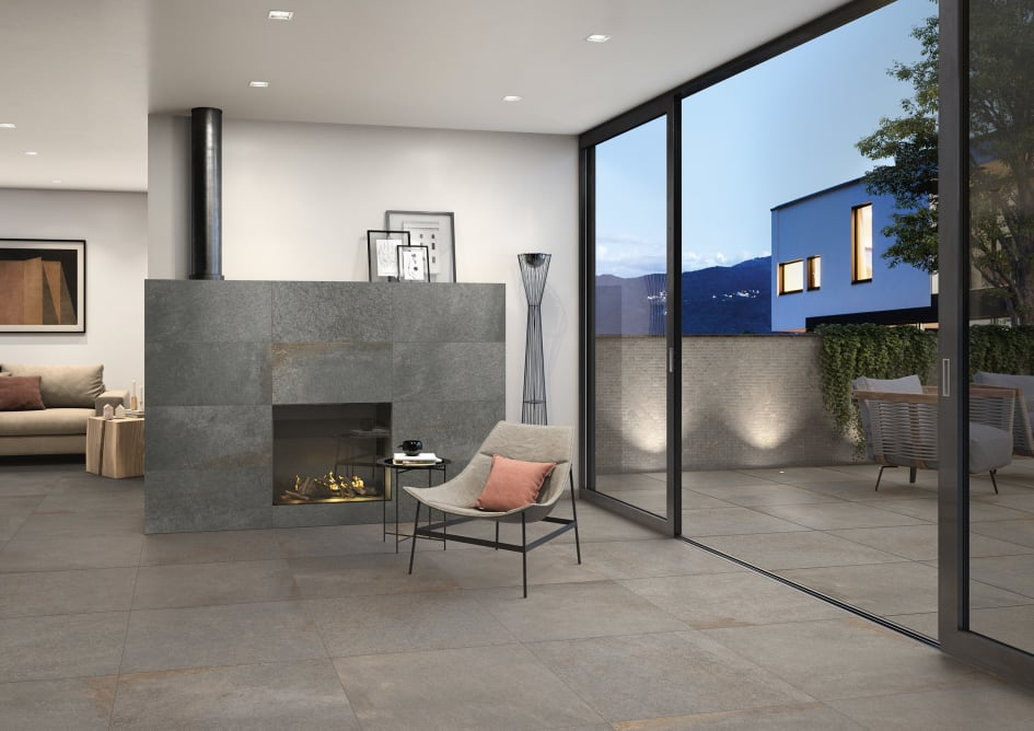 Villeroy U0026 Boch Tiles New Products 2018   TUCSON: A Vibrant Stone Effect In  Step With The Current Trend For Rustic Natural Materials