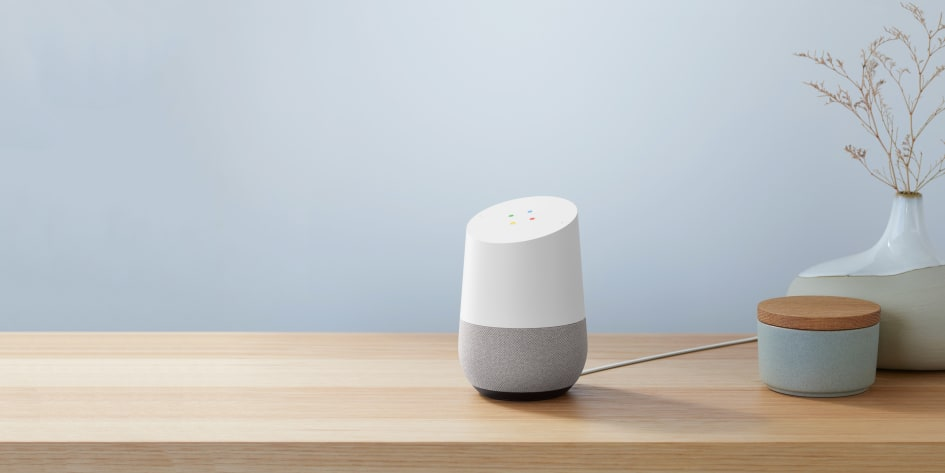 Nu kommer google home till sverige