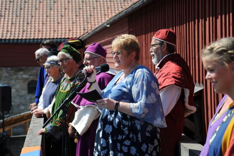 f80f0f01 Hamar middelalderfestival på Anno Domkirkeodden - Anno - Museene i ...