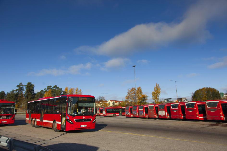 Arriva stora forbattringar i busstrafiken