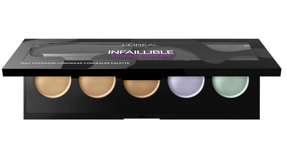 loreal palette sverige