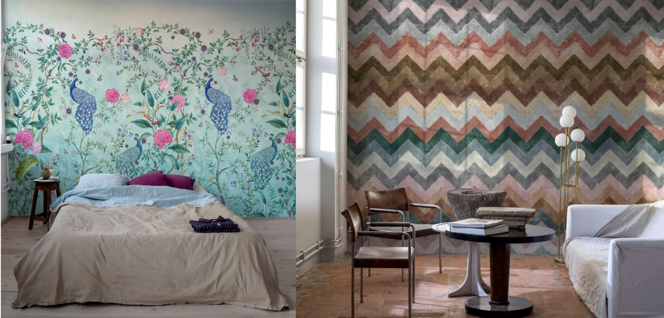 With wallpaper from the collection Traveller by Mr Perswall, you can enjoy far away destinations without leaving your home. Over its diverse, joyful themes ...