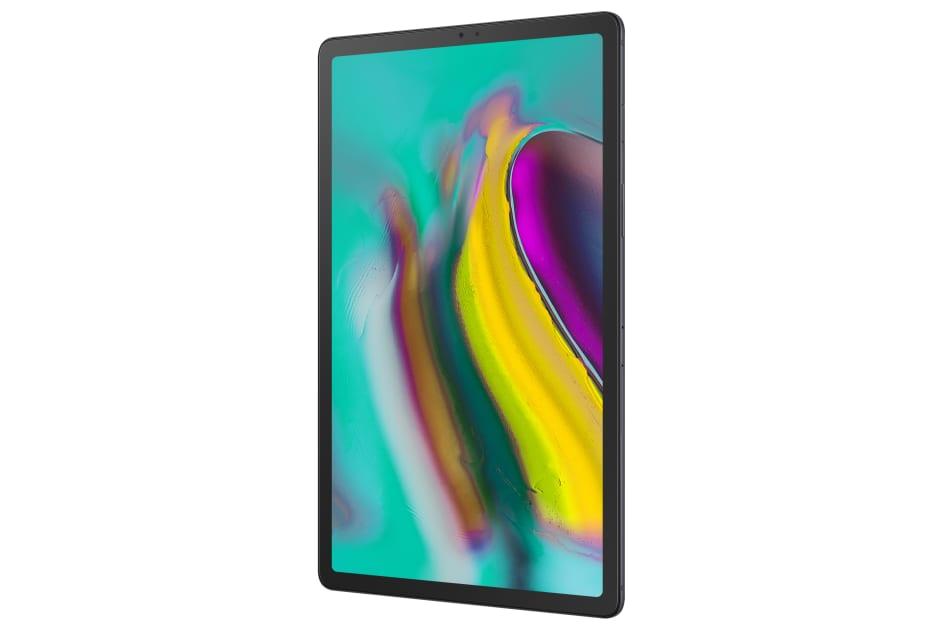 ac978580 Den allsidige Galaxy Tab S5e er en ny tablet fra Samsung som kombinerer  ytelsesevne og smarte funksjoner i et tynnere og lettere metalldesign.