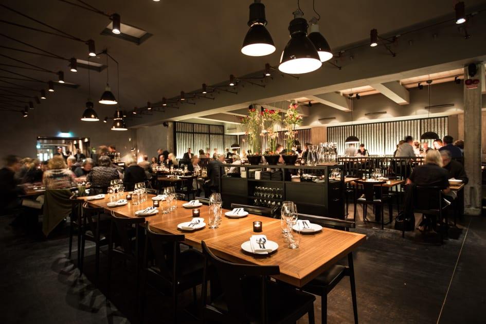 coola restauranger i stockholm