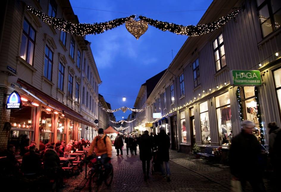 svenske juletraditioner