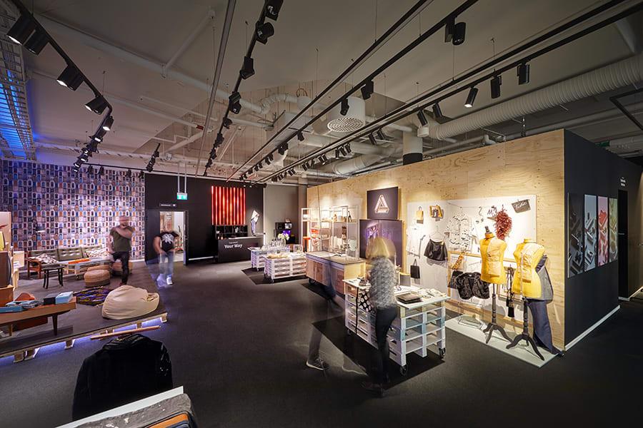 Erhult Opens International Showroom