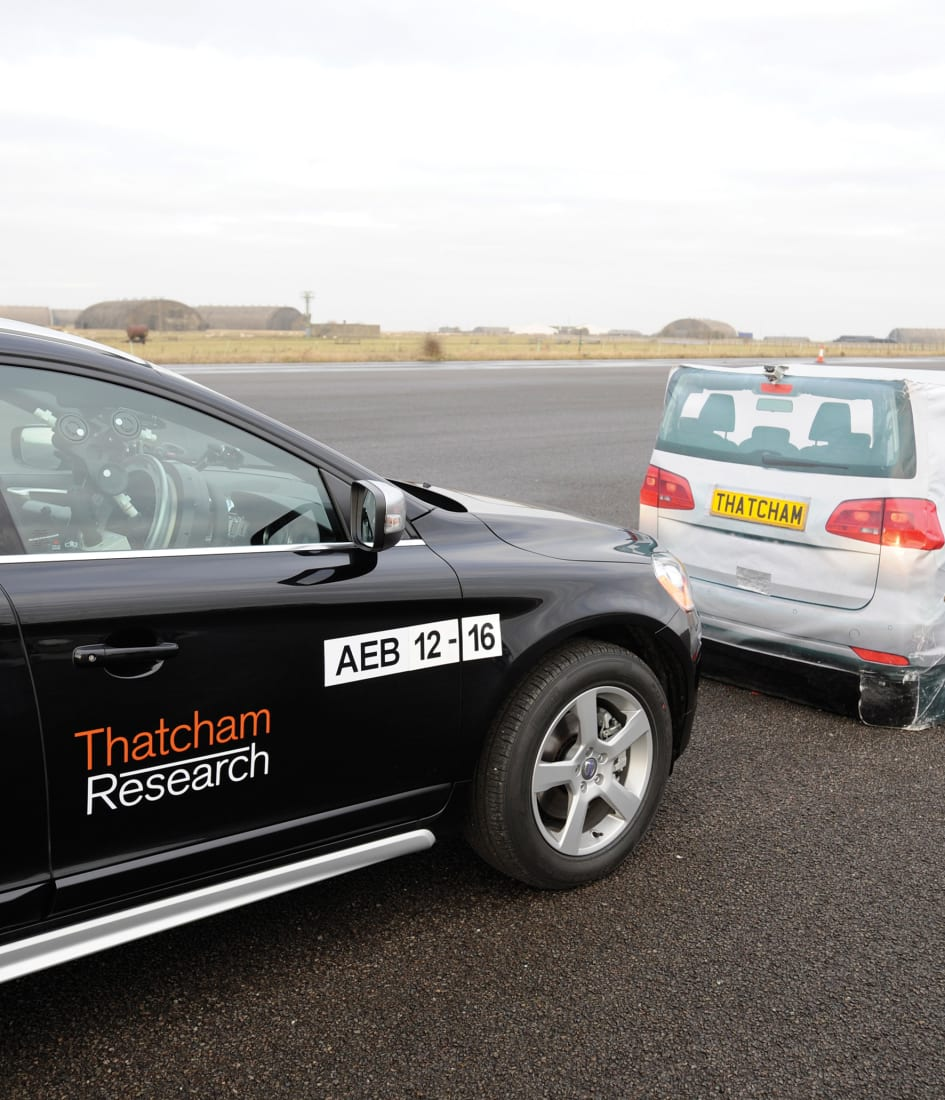 Thatcham Research Welcomes The Support Of What Car Magazine As They Join Call For Autonomous Emergency Braking Aeb On All New Cars