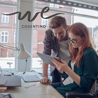 Cosentino WE- lojalitetsprogram och commuity - Cosentino