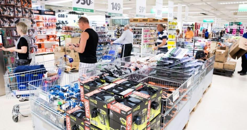 gekås ullared billig shopping i sverige