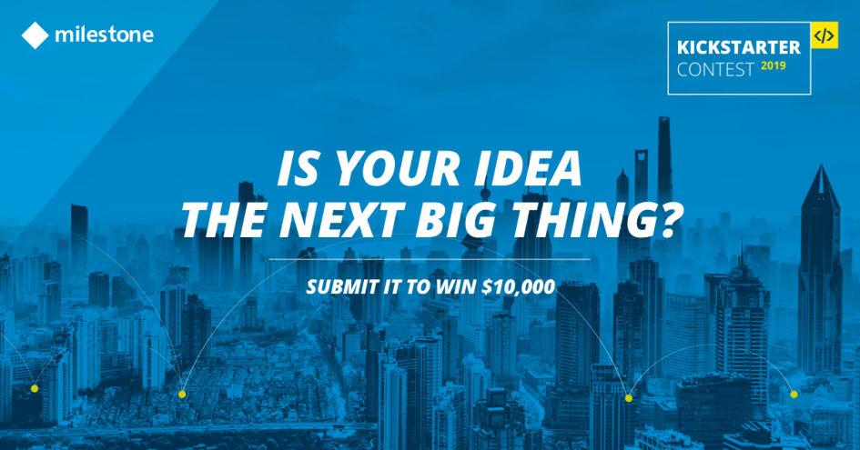 The annual Milestone Community Kickstarter Contest invites