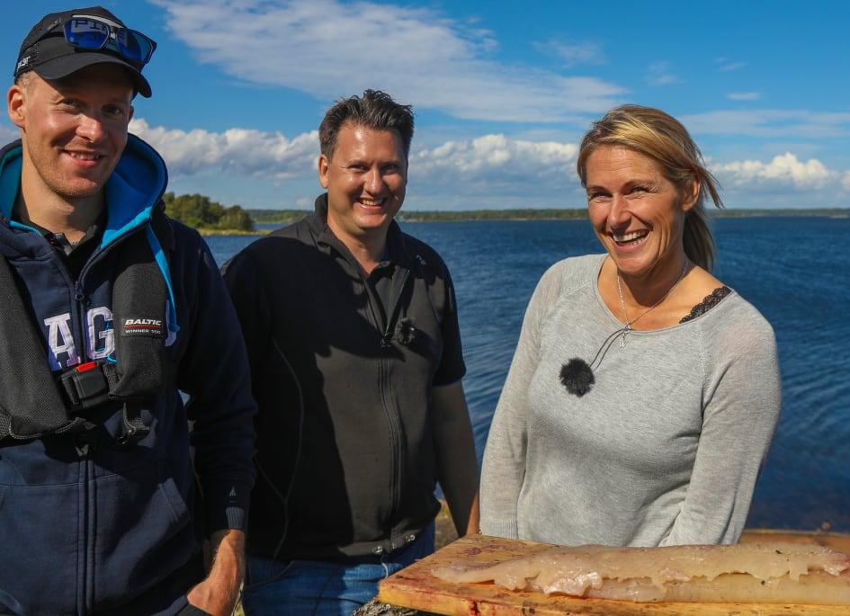 Rekordar for svensk camping