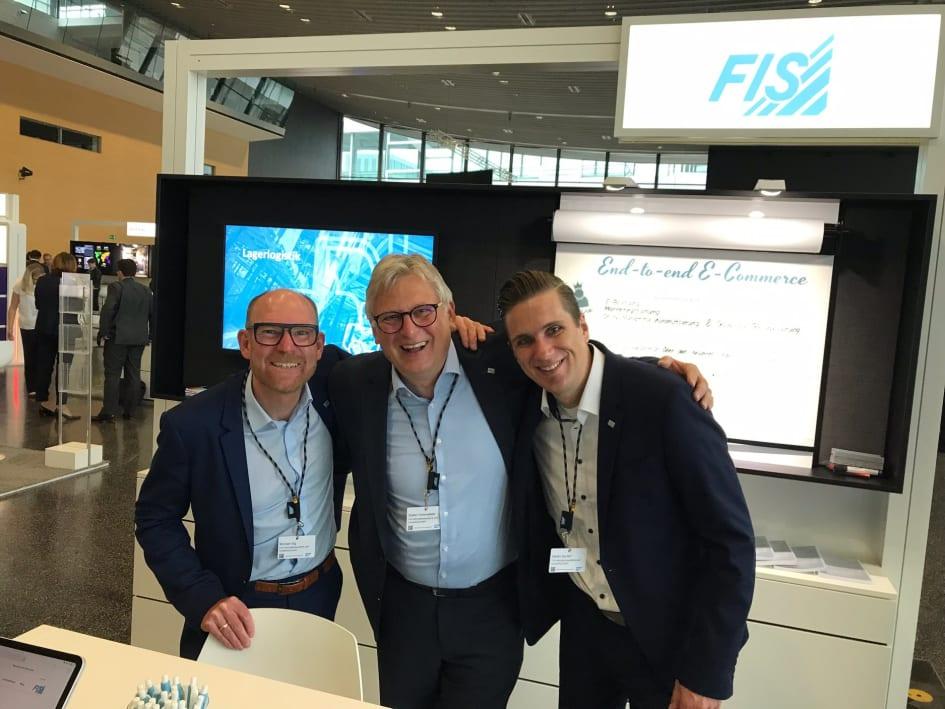 FIS erfolgreich auf dem SAP-Forum für den Handel - agentur