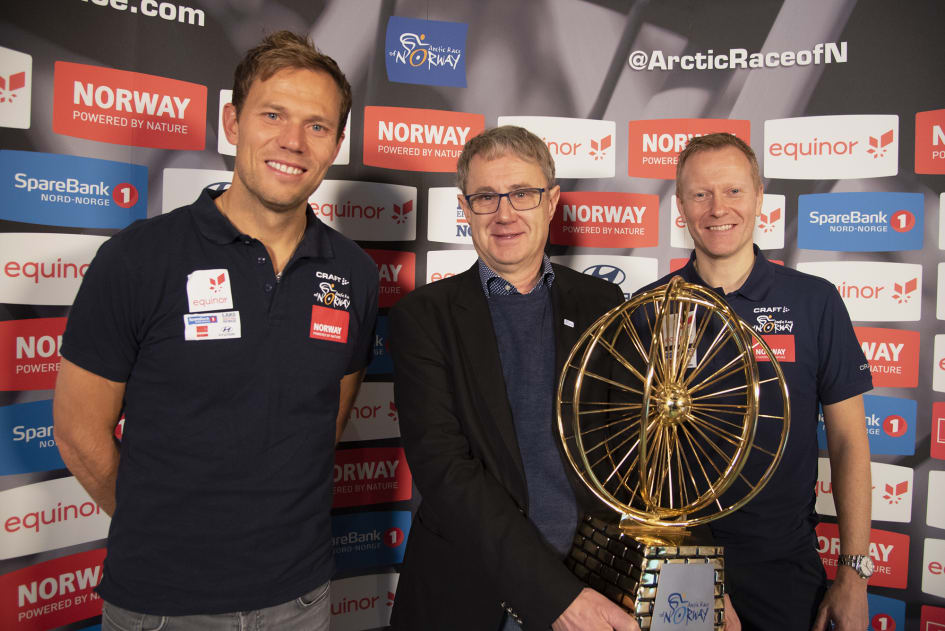 Telenor and Arctic Race of Norway enter into new agreement - Telenor