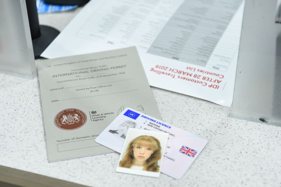 Post Offices expands International Driving Permit services