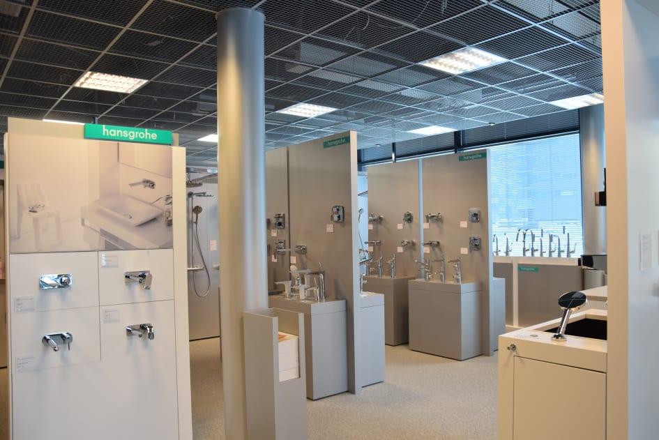 Hansgrohe Suomi uusi showroom - Hansgrohe Suomi