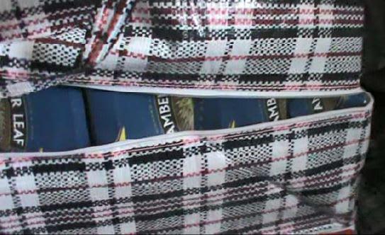 Laundry baskets with tobacco inside - HM Revenue & Customs (HMRC)