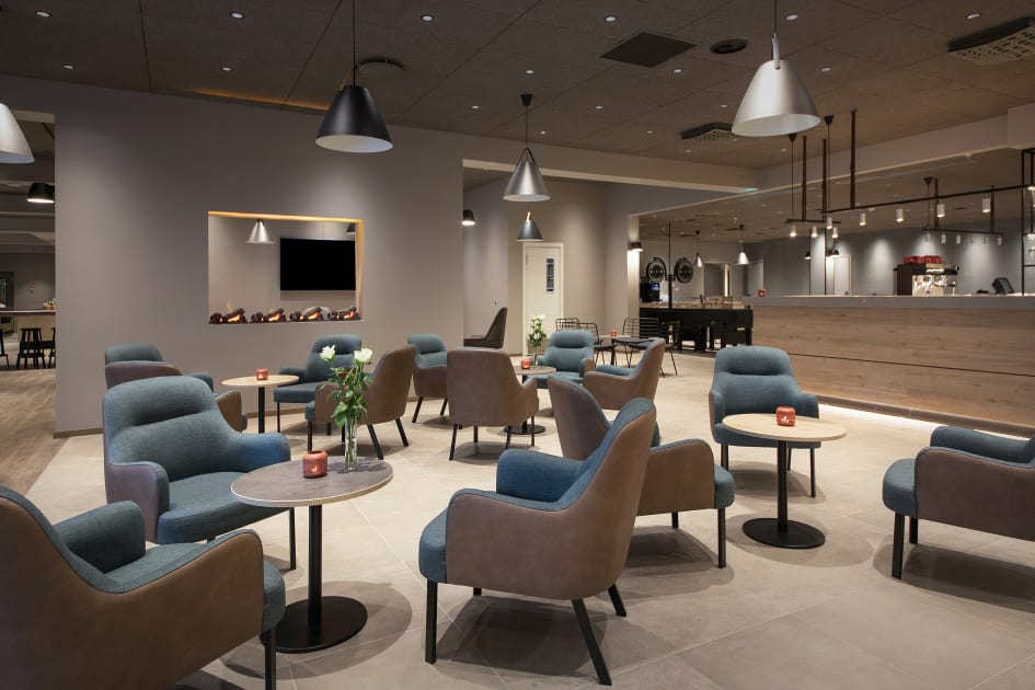 Scandic hotell norge bergen parkering