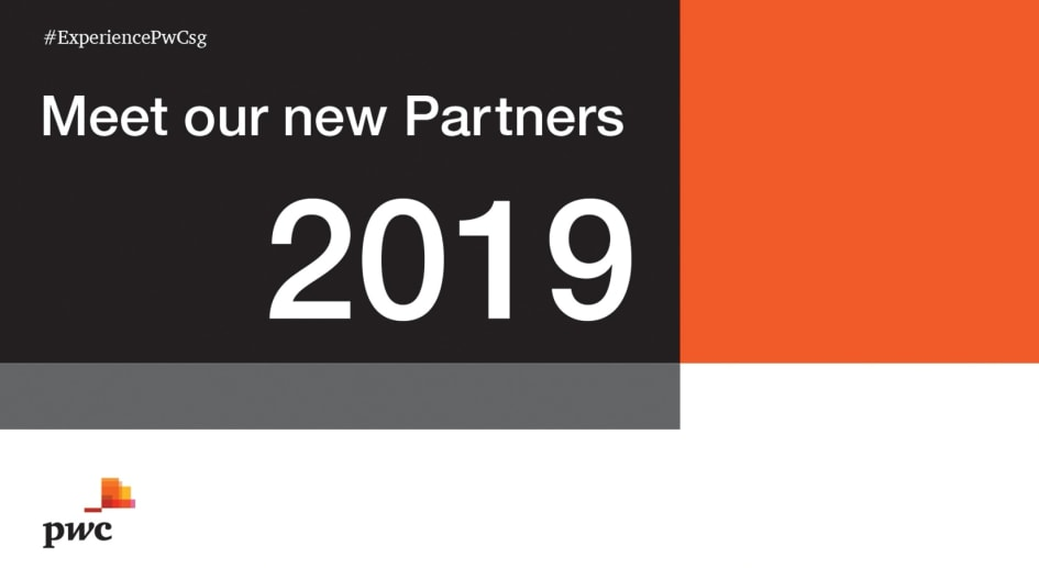 PwC welcomes 12 new partners in Singapore - PwC Singapore