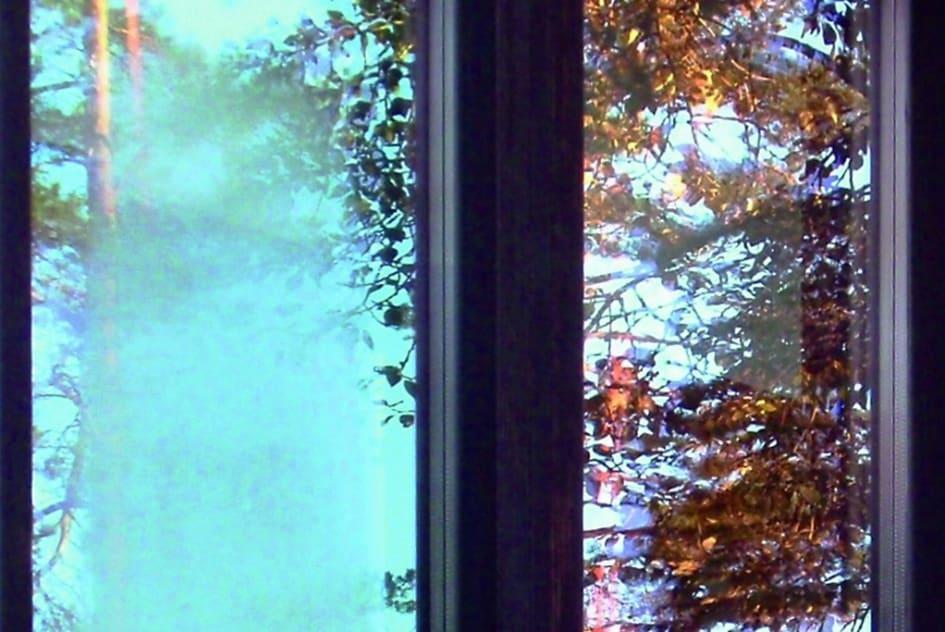 imma på utsidan av nya fönster