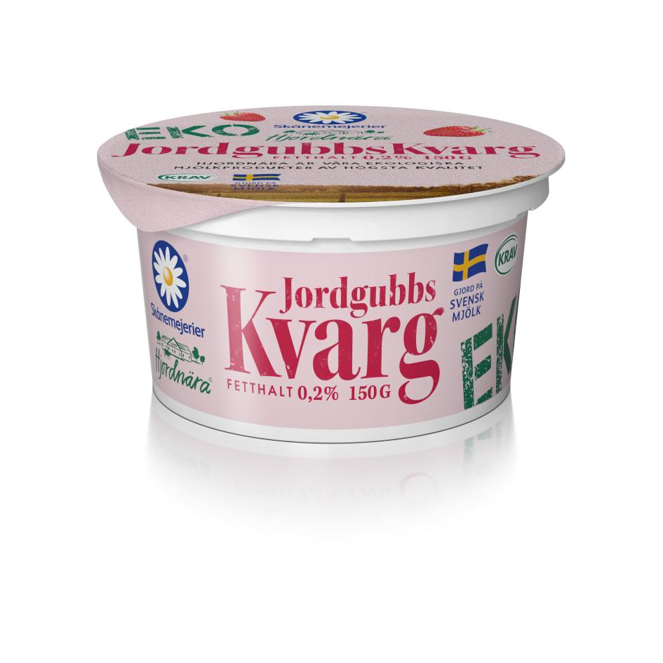 laktosfri kvarg utan socker