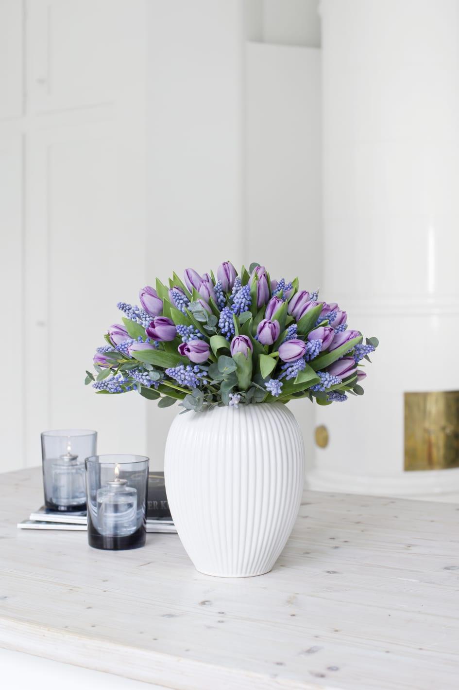 michael andersen vase interflora