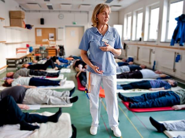institutet för medicinsk yoga stockholm