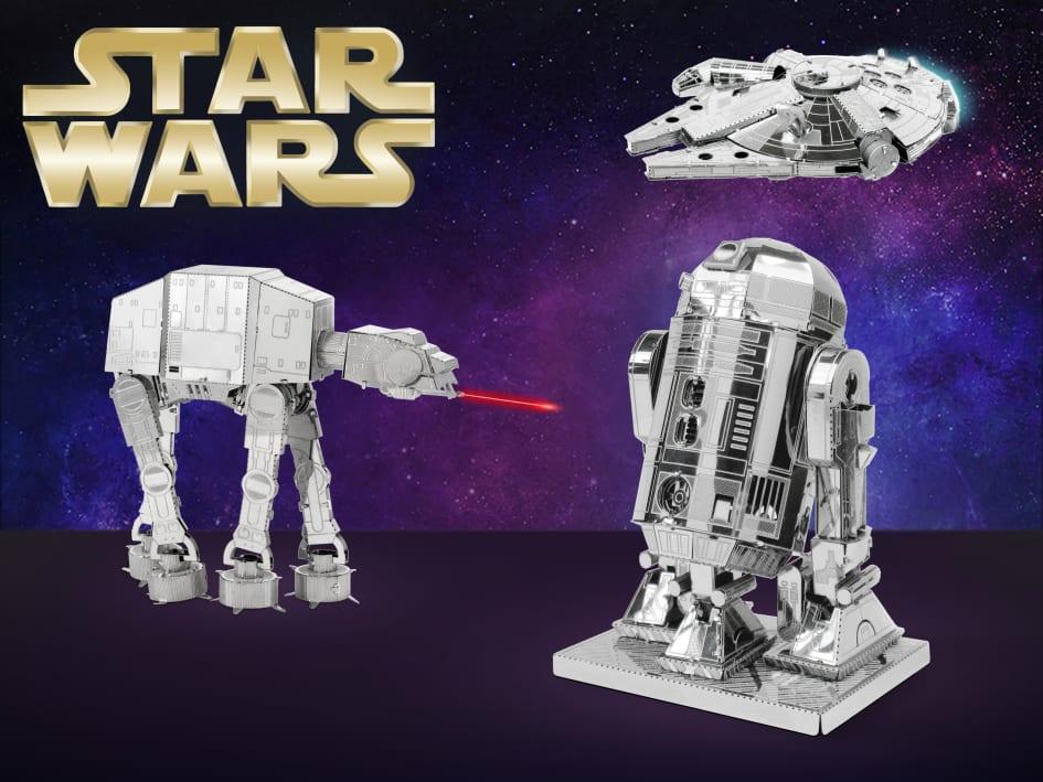 star wars metallmodeller