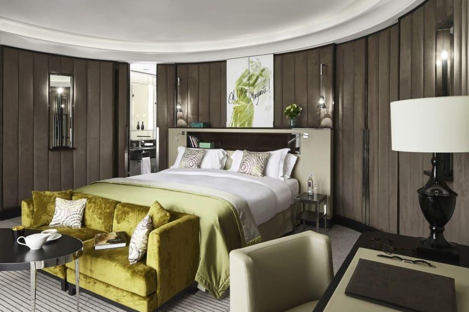 Entspannter No Housework Day In Den Sofitel Hotels Frankfurt
