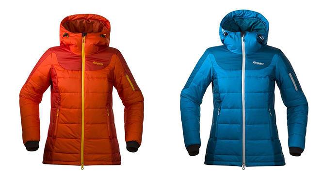 f9f2d565 Denne høsten har Bergans kommet med en ny vattert jakke i Cecilie Skog  kolleksjonen. Dette er en teknisk jakke utviklet for aktive jenter som vil  ha en god ...