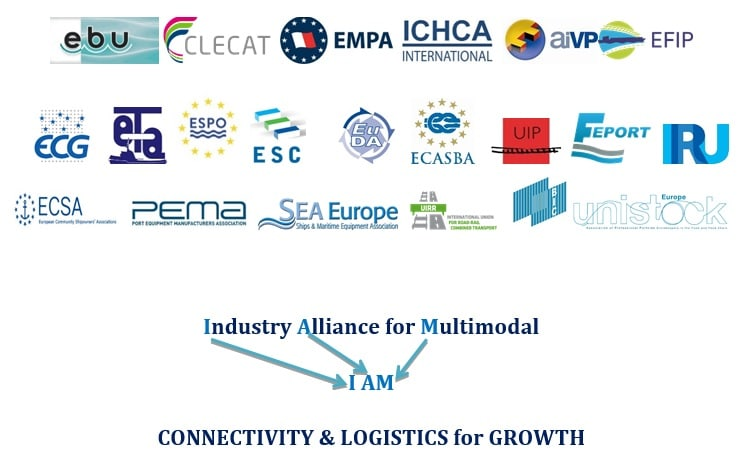 PEMA joins the new I AM Industry Alliance - PEMA - Port Equipment
