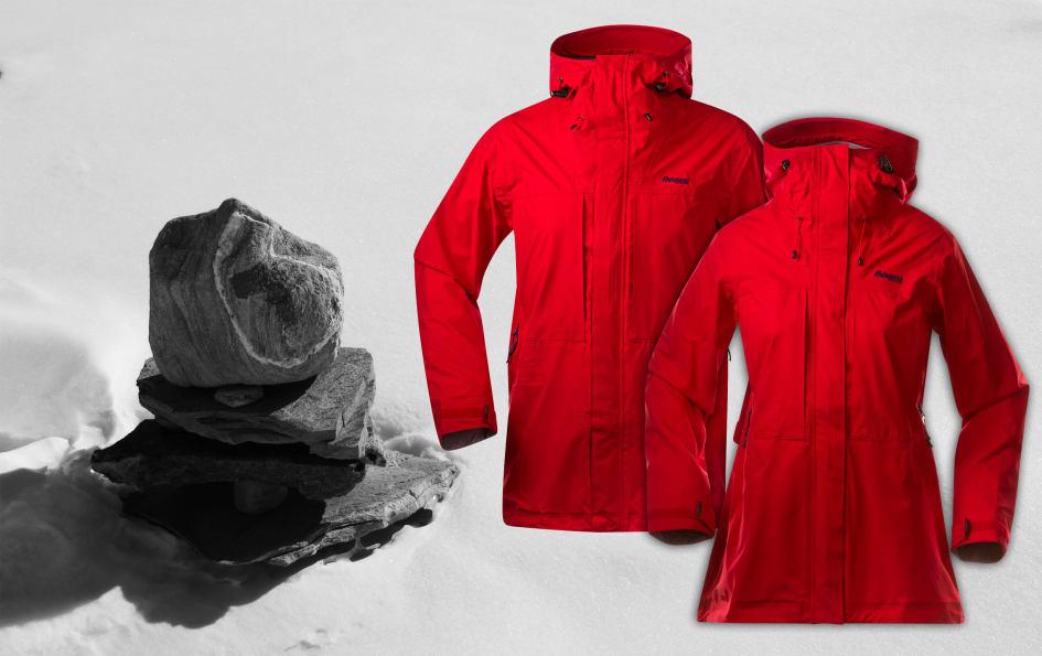 a23a31f2 Klassisk fjelljakke møter dagens kvalitet - Bergans of Norway