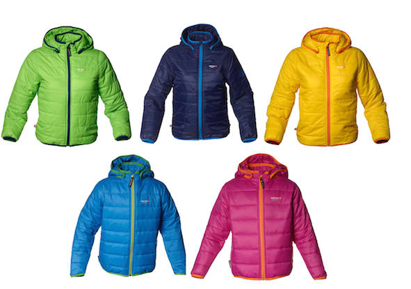 1d7d9acfc7d ISBJÖRN Frost Light Weight Padded Jacket - Five Colours - ISBJÖRN of ...