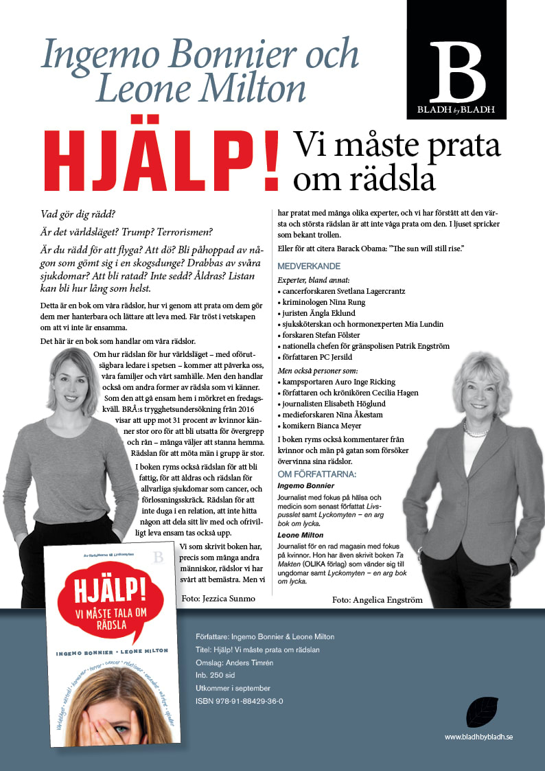 Vi maste hjalpas at