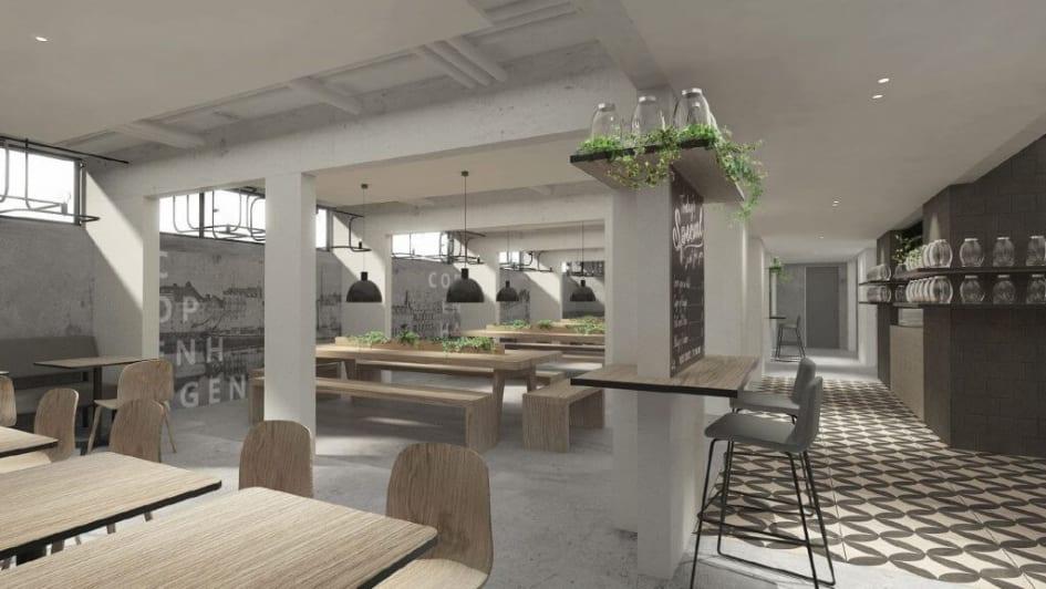 2da1ad378 Stort investeringsprojekt i Kastrup færdigt - Zleep Hotels