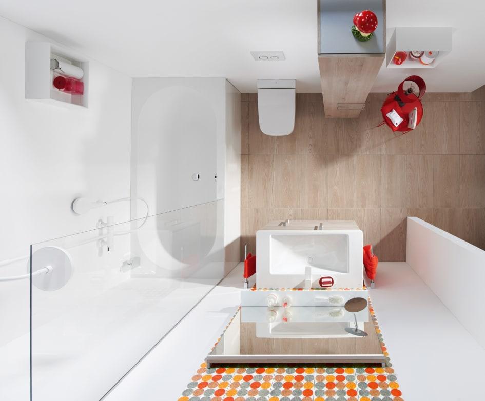 Badezimmer Auf Dem Weg Zu Neuer Grosse Pop Up My Bathroom