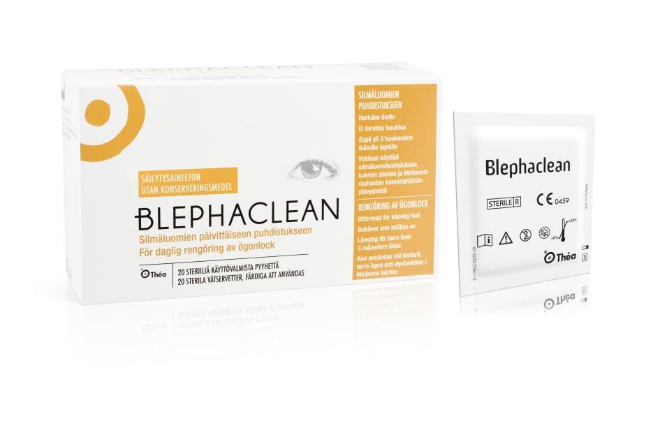 ögoninflammation salva receptfri