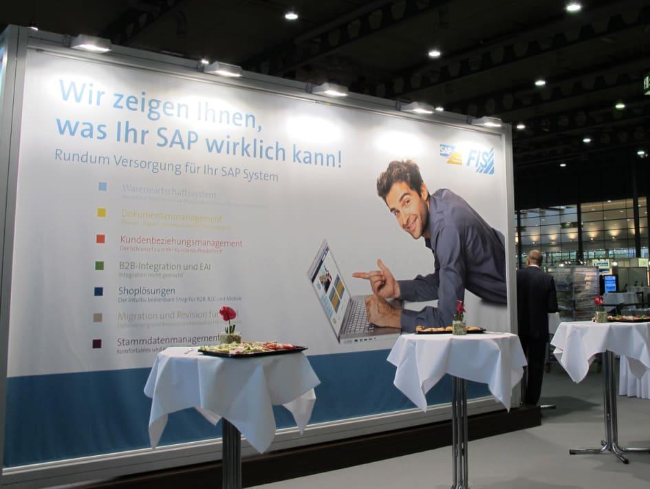 DSAG Jahreskongress 2014: FIS zeigt HANA-fähige SAP Add-Ons