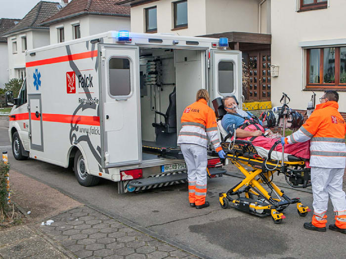 Falck wins ambulance tender in Bonn - Falck Global
