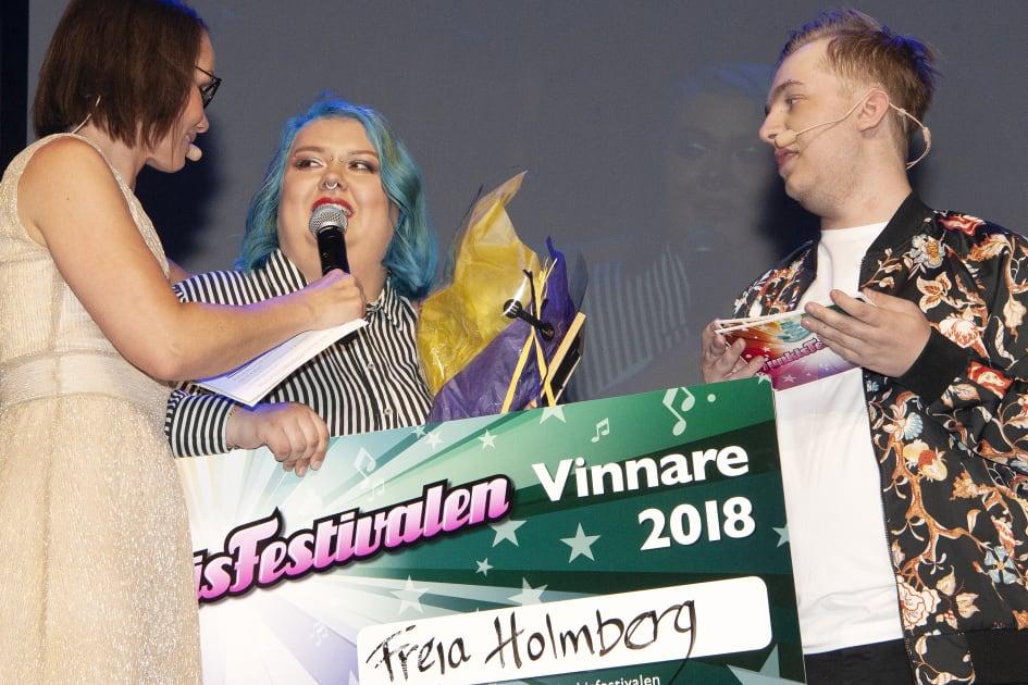 funkisfestivalen vinnare