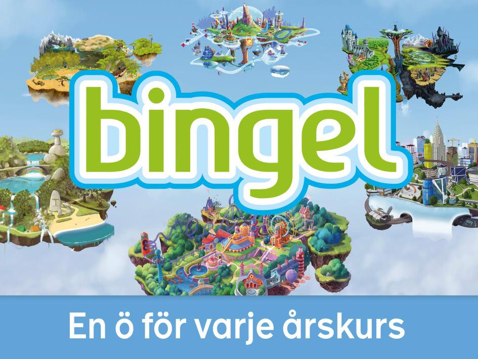 Spel På Mate Som Hätär Bingel