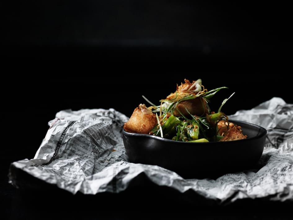 bästa vegetariska restaurangen i stockholm